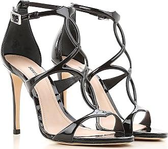 Schutz 18601008, Chaussures Habillées Femme, Grey (Mineral Gray), 38 EU