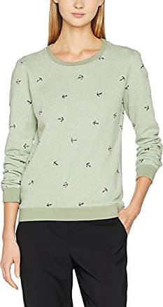 Scotch&Soda Maison Long Sleeve with Various Allover Prints, Pull Femme, (Combo C 19), Large