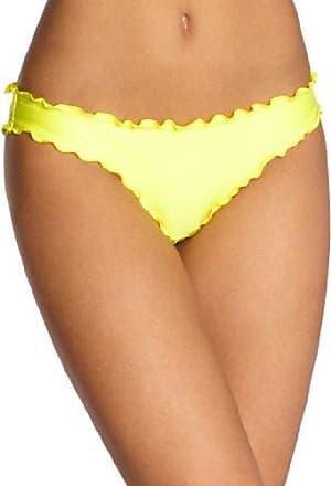Seafolly 40150- Bikini para mujer, Amarillo (Lemon Drop), 40 (Talla de fabricante: 38 EU)
