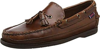 Sebago Plaza II W, Mocasines para Mujer, Marrn (Brown Burgundy 903), 42.5 EU