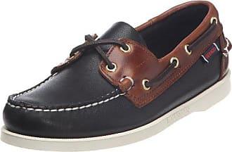 DOCKSIDES FGL, Chaussures Bateau Homme - Noir (Wine/Brown), 42 EUSebago
