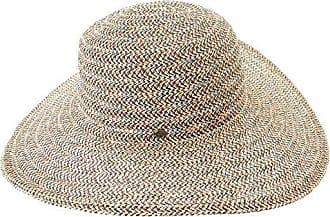 Womens Serie Vicky Trilby Hat, Mehrfarbig (Leinen/Sandel 9327), One Size Seeberger