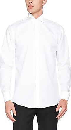 George Party, Chemise Business Homme, Blanc (Weiß), 40 cmSeidensticker