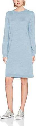 Sfeileen Ls Knit O-Neck Dress, Robe Femme, Rouge (Syrah Syrah), 36 (Taille Fabricant: Small)Selected