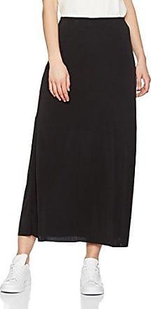 Simply Be Tiered Midi Skirt, Falda para Mujer, Negro (Black Print 001), 44