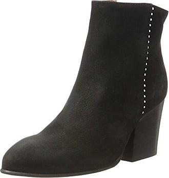 SELECTED FEMME Sfbecky Suede Boot, Bottes Femme, Vert (Dark vert), 37 EU
