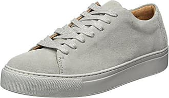 Selected Femme Sfdonna New Leather Sneaker, Zapatillas para Mujer, Beige (Nude), 37 EU Selected