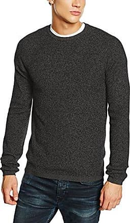 SHHounds crew neck I-suéter Hombre Mehrfarbig (Nude/Twist) Small Selected Yj44ij7