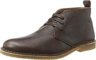 Selected Shhroyce High Suede Boot, Bottes Classiques Mens, Marron (Demitasse), 43 EU