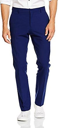 Selected SELECTED HOMME Shdnewone-mylodon2 M Blue Trs Noos, Pantalon de Costume Homme, (Blue Depths), 44