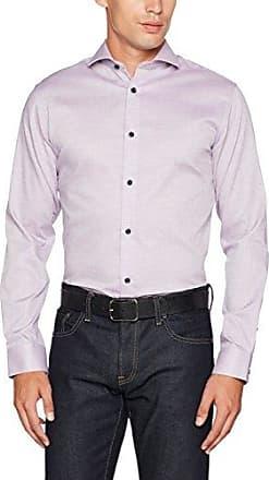 Shdonenew-Mark Shirt LS Noos, Camisa para Hombre, Multicolor (Skyway Checks), Small Selected