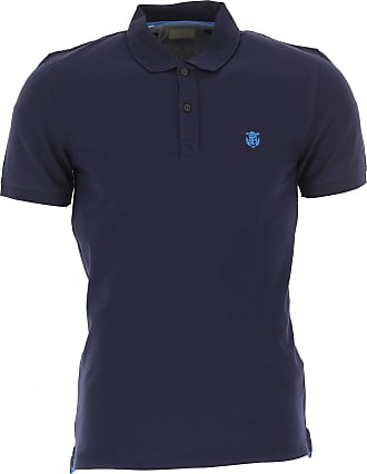 Polo Shirt for Men On Sale, blackboard, Cotton, 2017, M S XL Selected
