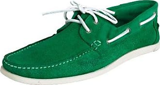 Selected Homme Herren Bootsschuhe SEL DIVER, fern green, 44