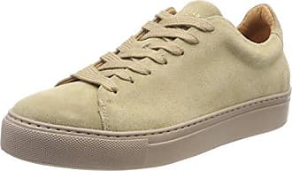 Selected Femme Sfdonna Suede New Sneaker, Zapatillas para Mujer, Verde (Forest Night), 37 EU