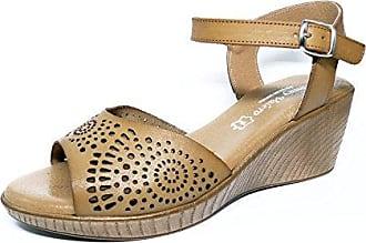 Damen Sandalen, weiß - weiß - Größe: 39 Selquir