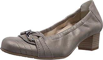Cleo, Damen Pumps, Grau (015 - Perle), 39.5 EU (6 Damen UK) Semler