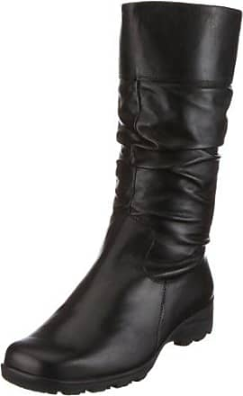 Iron101 - Bottes per femme, black, taille 37Cubanas