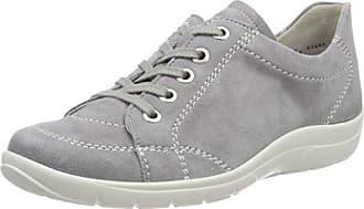 Semler Michelle, Chaussures Richelieu Des Femmes De Laceup, Grau (jeans), 41 1/3 Ue
