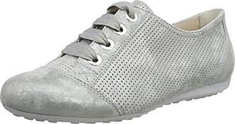 Yvette Y1016-040-046, Sneaker donna, Marrone (Braun (brandy 046)), 44.5 Semler