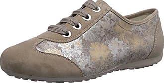 Semler Gloria, Damen Kn?chelriemchen Sandalen mit Keilabsatz, (028Panna), 38 EU (5 Damen UK)