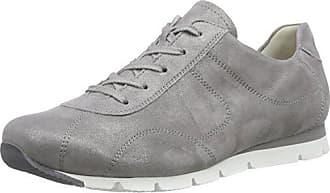 Rosa, Damen Hohe Sneakers, Grau (015 - Perle), 42.5 EU (8.5 Damen UK) Semler