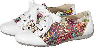 Multicolore En Dentelle De Chaussures Semler qzfOy