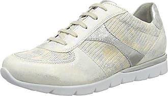 Semler Nelly, Zapatillas Para Mujer, Gris (perle-chrom-silber 902), 42 I