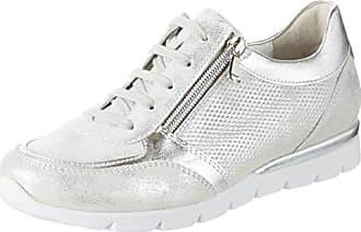Semler Nelly, Zapatillas para Mujer, Gris (Chrom-Silber 901), 44 EU