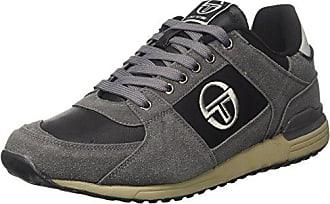 Club, Sneaker a Collo Basso Uomo, Verde (Musk), 44 EU Sergio Tacchini
