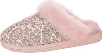 Tom Tailor 3793901 Pantoufles Femmes - Gris (gris), Taille: 38