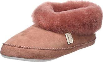 Damen Emmy Hausschuhe, Pink (Pink 98), 37.5 EU Shepherd