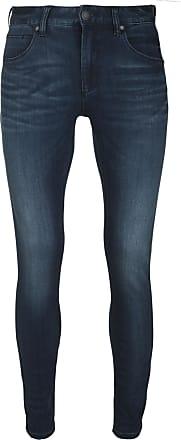 Jeans WALKER SKINNY FIT blue denim Shine Original