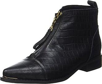 Shoe The Bear Line Fur S, Bottes Femme, (110 Black), 41 EU