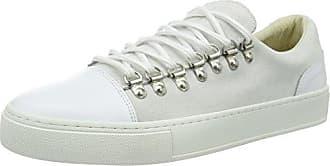 Shoe The Bear Dean L, Zapatillas para Hombre, Blanco (White), 45 EU