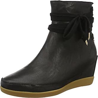 Shoe The Bear Anna L Metal Black, Schuhe, Stiefel & Boots, Chelsea Boots, Grau, Female, 36