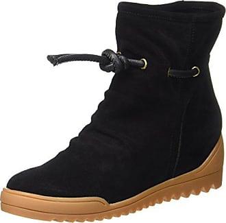 Shoe The Bear Dusty L, Zapatillas Altas Mujer, Negro (110 Black), 40 EU