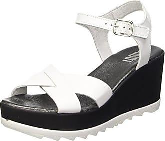 SHOOT SH215093P, Low-Top Sneaker Donna, Bianco (Bianco), 39