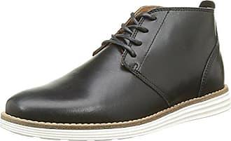 VUTOU 337 - Zapatos de Cordones de Otra Piel Mujer, Negro (Negro (Noir)), 36 EU Elizabeth Stuart
