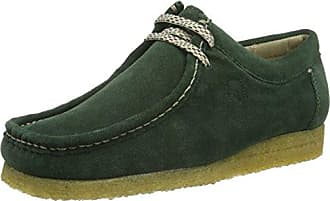 Sioux Grashopper-d-141, Mujer, Mocassins Verts (pinie), I 38 (5 Uk)