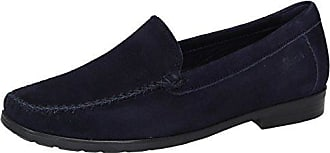 Campina - Loafers - Loafers - femme - Bleu (Night) - 38.5 (UK 5.5)Sioux jfpcQ