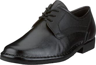 Sioux Danino - Zapatos De Cordones para hombre, color schwarz/schwarz, talla 41