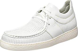 Sioux Claudio, Mocassins (Loafers) Homme - Blanc - Weiß (Alluminio), 43
