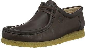 Sioux Grashopper-H-141 Velour Crepesohle, Mocassins (Loafers) Homme - Gris - Grau (Linen), 42.5 EU