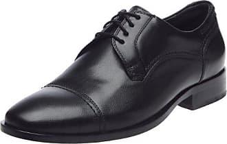 Lumberjack Hombre SM33804-001B01 Zapatos Brogue Negro Size: 45 EU fZtOlN