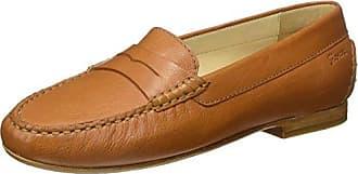Clair, Mocassins (Loafers) Femme - Marron - Brun Clair, 38 EU (5 UK)Sioux