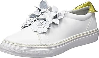 Sixtyseven 77726, Brogues Femme, Burna Blanco/Actled Blanco, 38 EUSixtyseven
