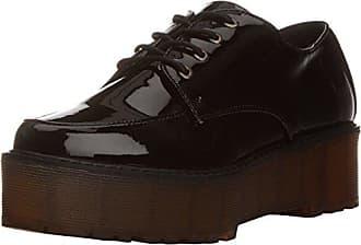 Chantelle Josie - Zapatos de cordones, color Coral/White/Navy, talla 7 UK D