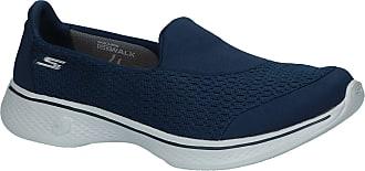 Hommes Skechers Nelson Amsterdaddy Mokassin - Taille Bleu (marine): 44 JhSUx