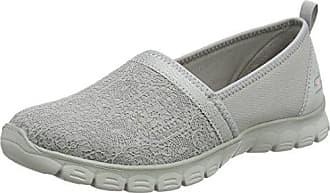 Skechers Damen Ez Flex 3.0-Quick Escapade Slip on Sneaker, Schwarz (Black), 37.5 EU