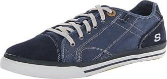 Braver Alfano, Sneakers Basses Homme, Noir, 40 EU (6.5 UK)Skechers